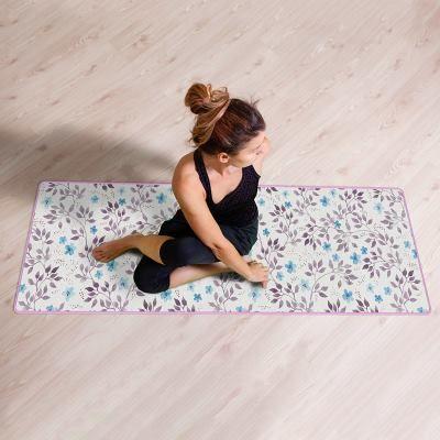 Julklapp yogamatta med eget tryck