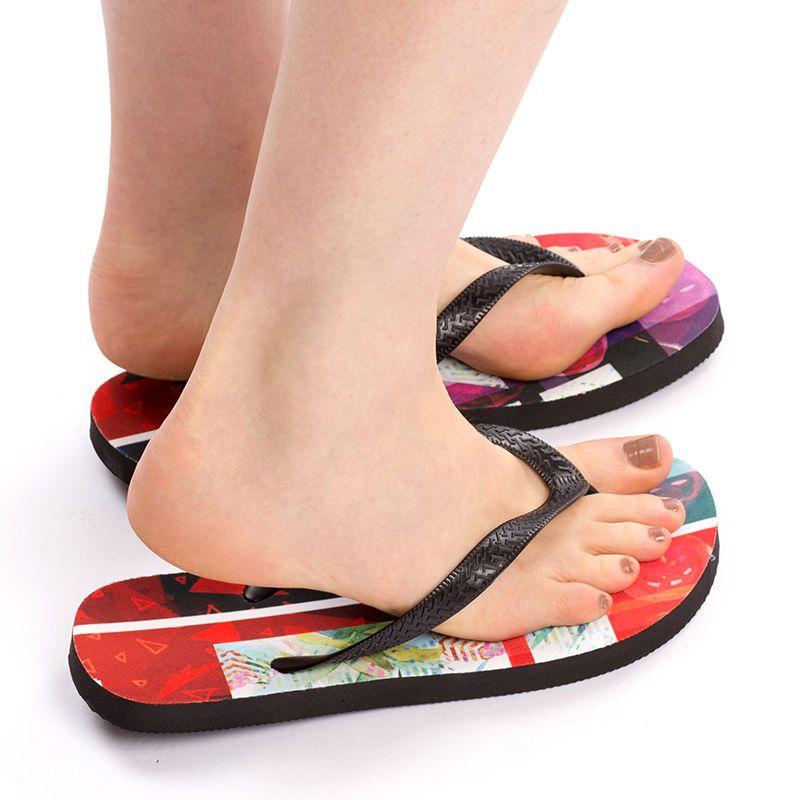 Personliga flip-flop
