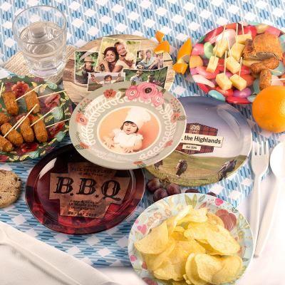 platos para fiestas originales