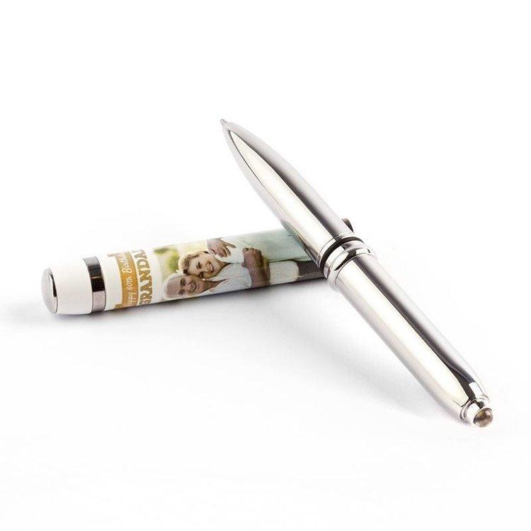 penna personalizzata laurea