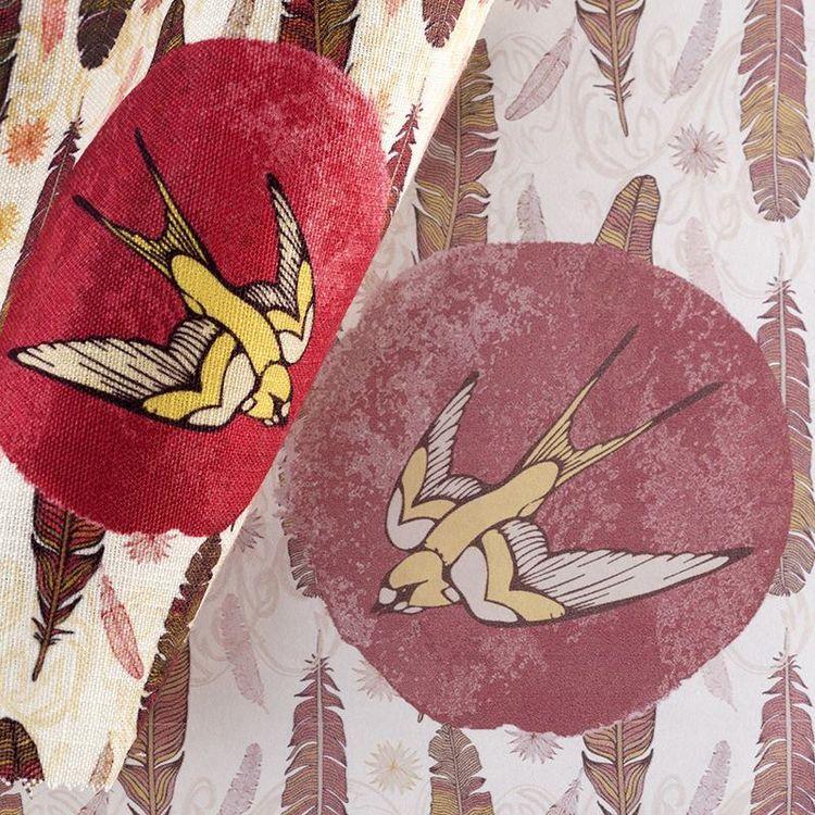 Transfertryck på textil