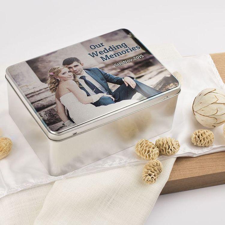custom storage tin