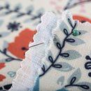 Haverstock linen fabric printing UK