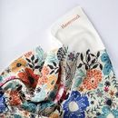 print Haverstock fabric print detail