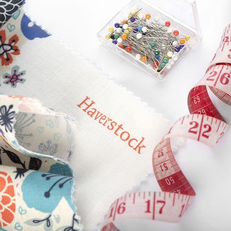 Impresión textil en tela arpillera Haverstock