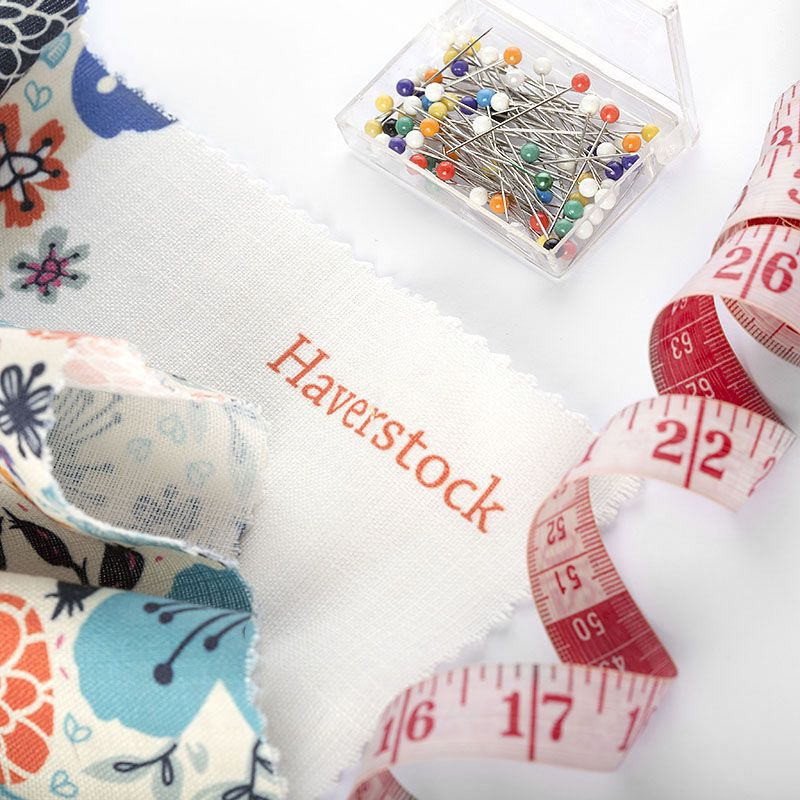 printing on linen fabric- Haverstock