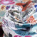 Duchess Satäng med eget mönster