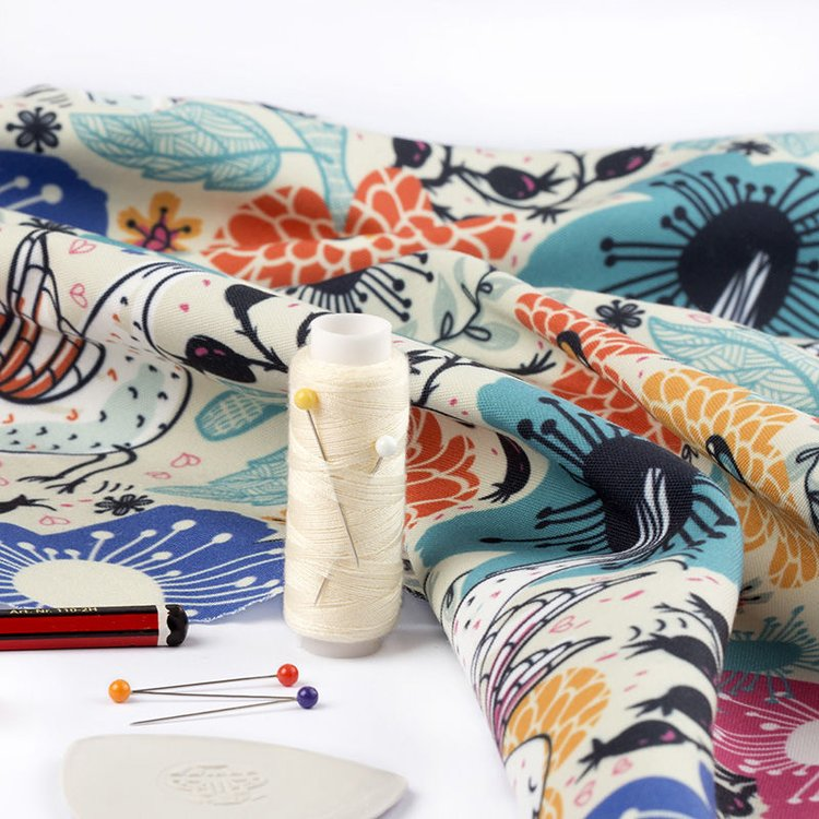Custom Woven Fabric