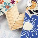 custom printed woven canvas fabric