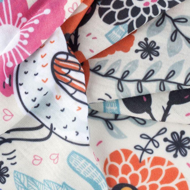 Jersey 3.83oz / 130 gsm Print your design