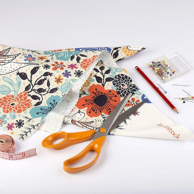 print on fabrics crafts