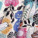 custom print Polycotton fabric