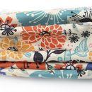 custom peached sheeting fabric printing creased