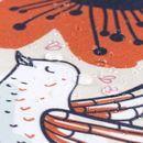 Sublimación textil en tela impermeable