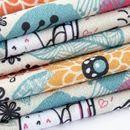 custom Crepe Jersey fabric printing