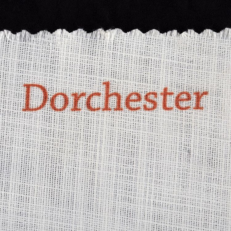 custom fabric lamp shades  dorchester