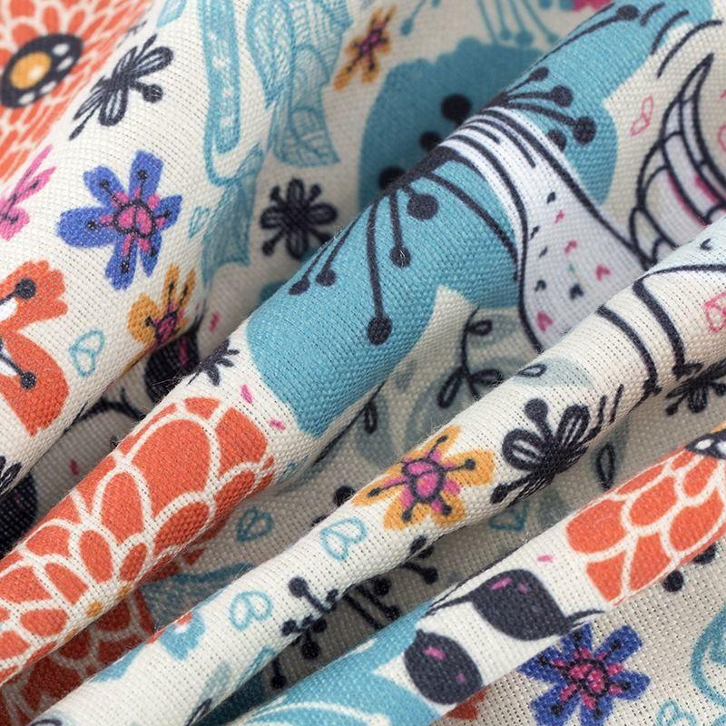 Sublimación textil en arpillera Dorchester