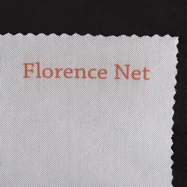 florence net custom fabric