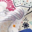 Lima Linon de coton à imprimer