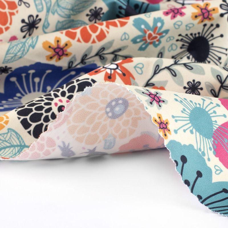 custom made Lima Cotton Poplin fabric