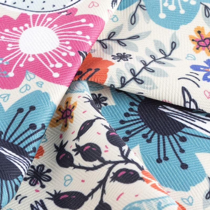 メイフェアー 布 印刷