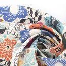 Nautica spritzwasserfester Stoff bedrucken lassen mit deinem design drapiert