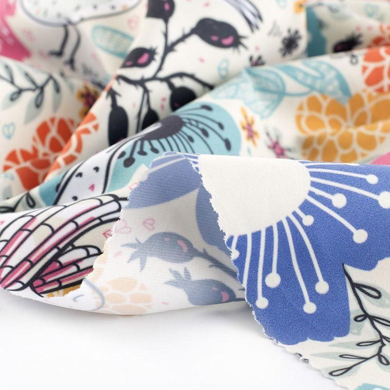 Nautica digital print fabric