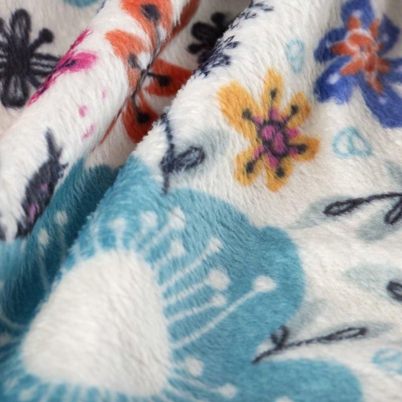 custom Plush Velvet Fabric UK