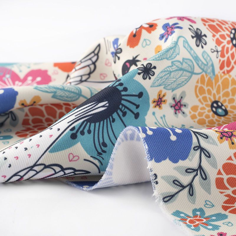 poly cotton twill fabric UK