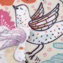 Sublimación en papel pintado Scroll