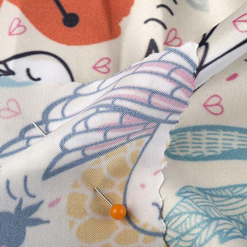 Silk Sensation digital print fabric