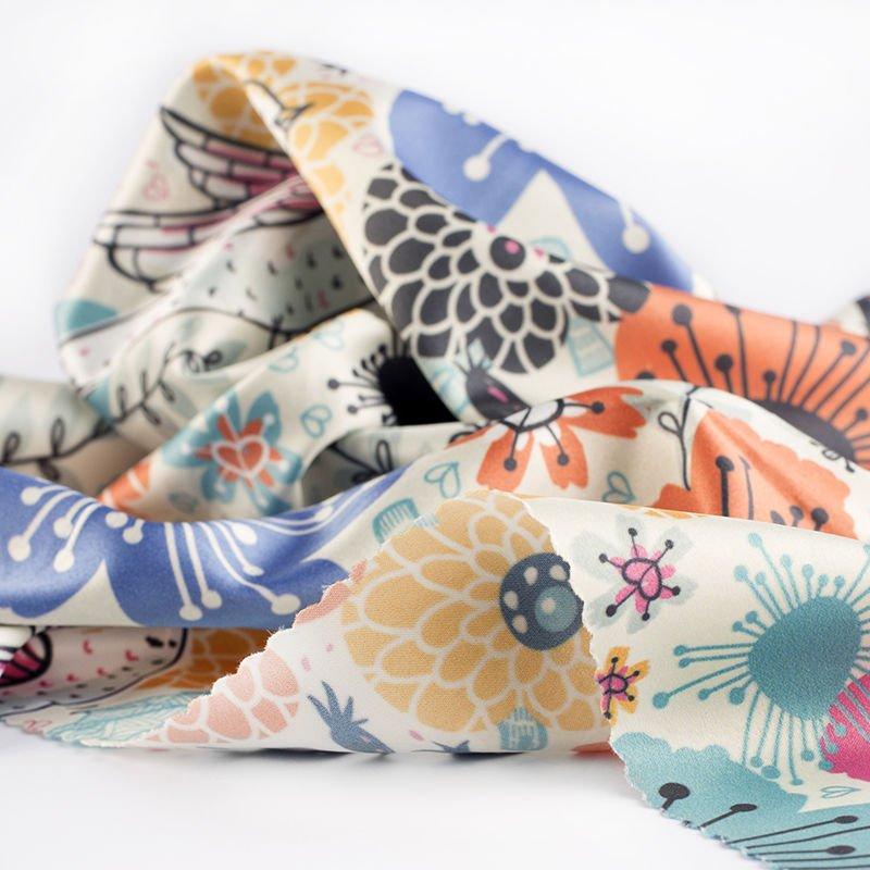 silk sensation fabric UK