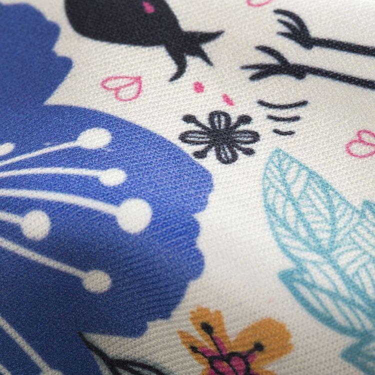 Speaker Grill Fabric Printing