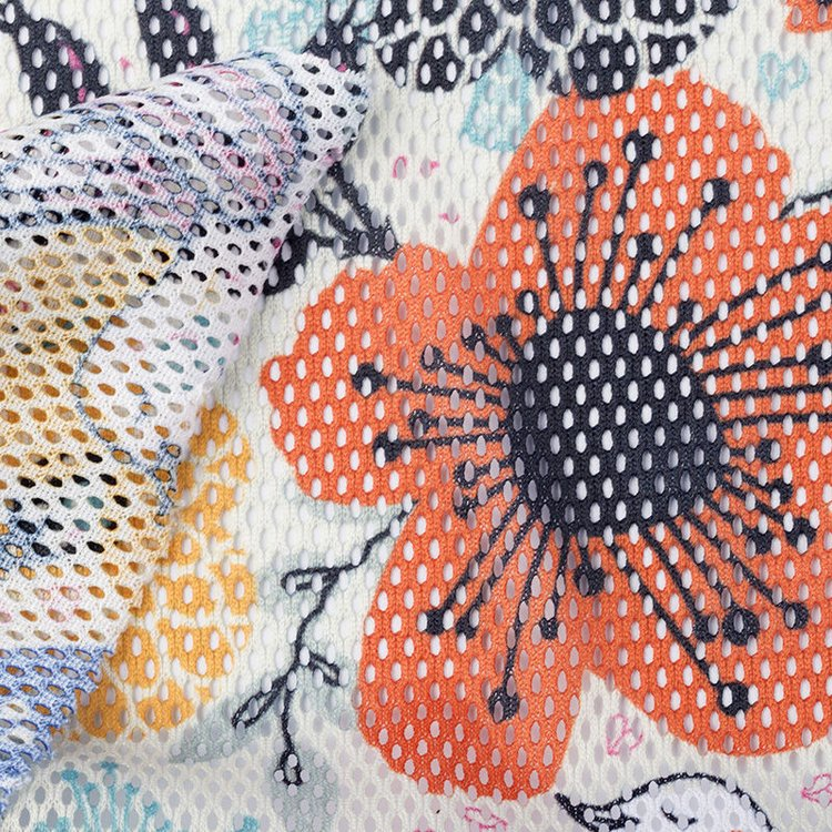 custom coarse fabric
