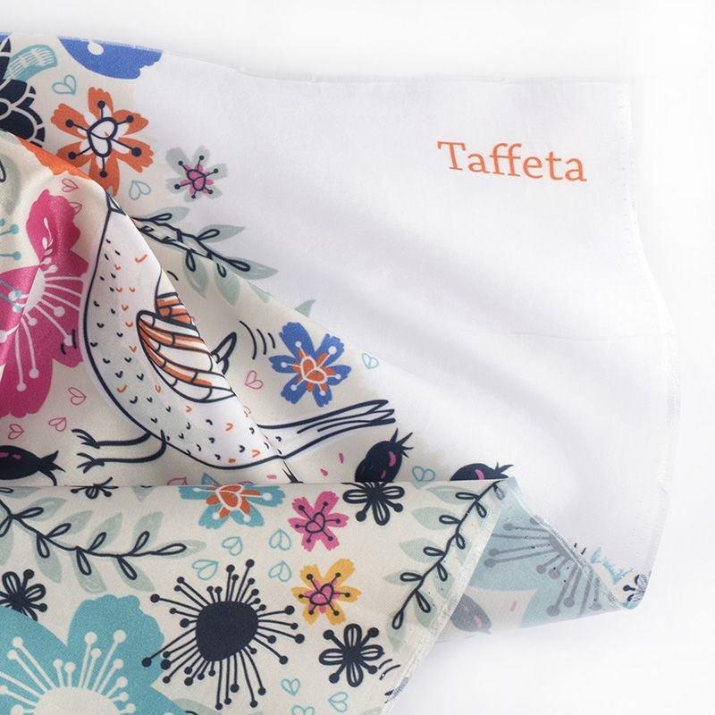 Tela Tafeta personalizada online