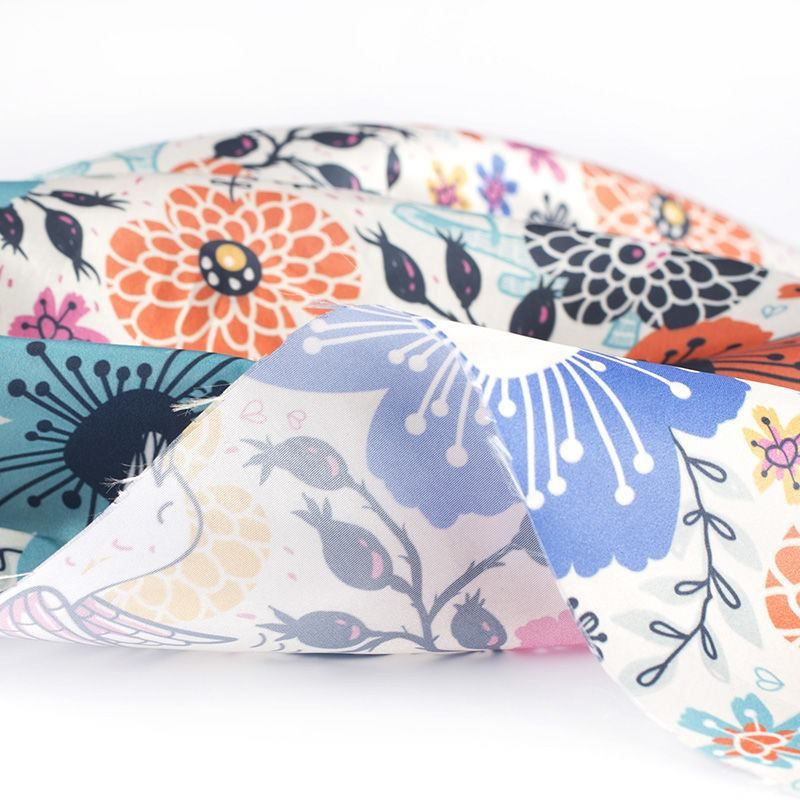 Sublimación textil en taffeta