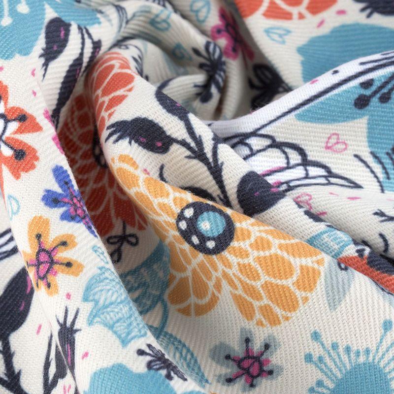 Custom twill fabric UK