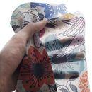 digital Voile De Ville pattern printing