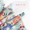 print Voile De Ville fabric small run