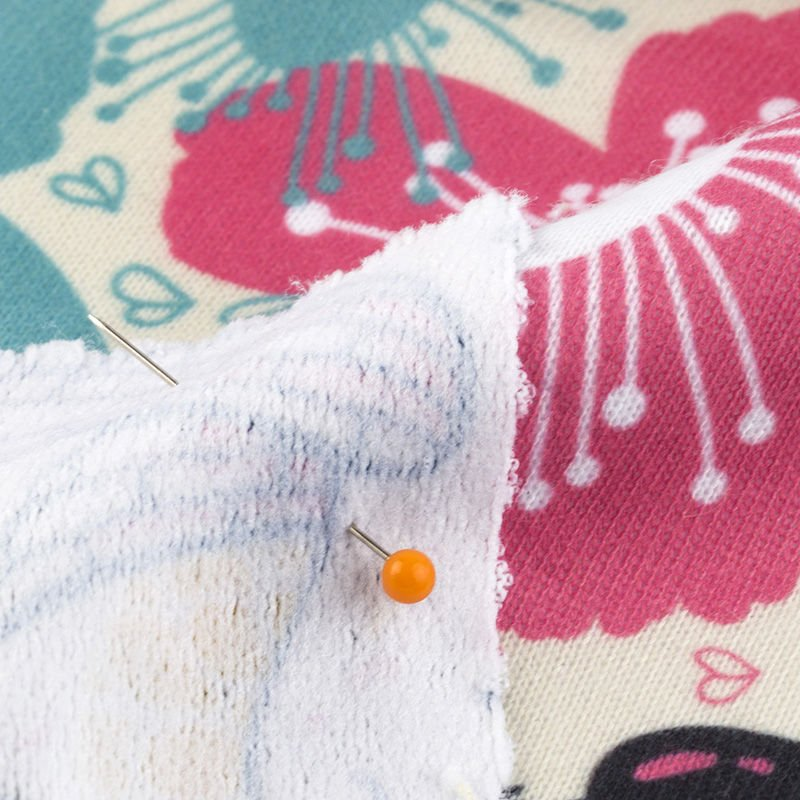 custom print jersey fabric printing UK