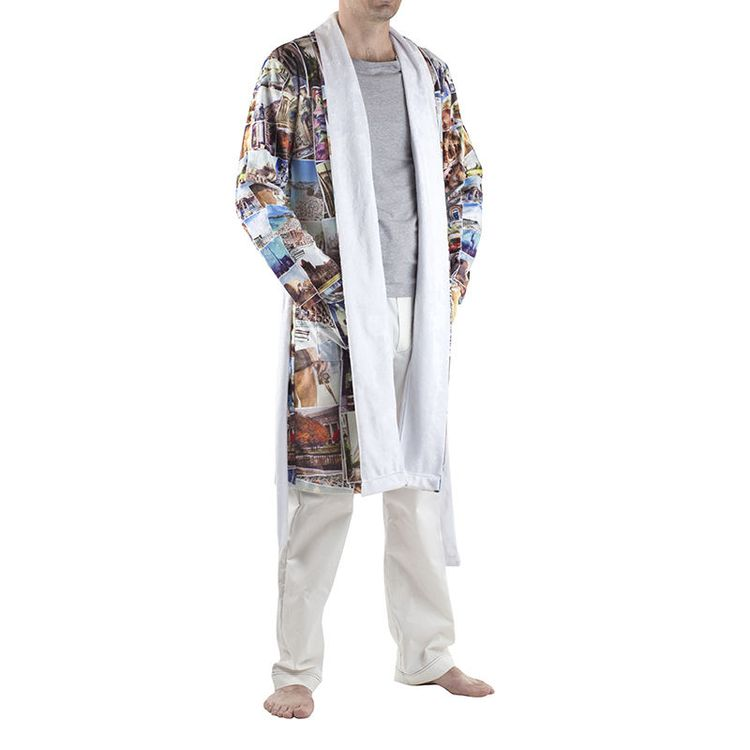 personalized bathrobes