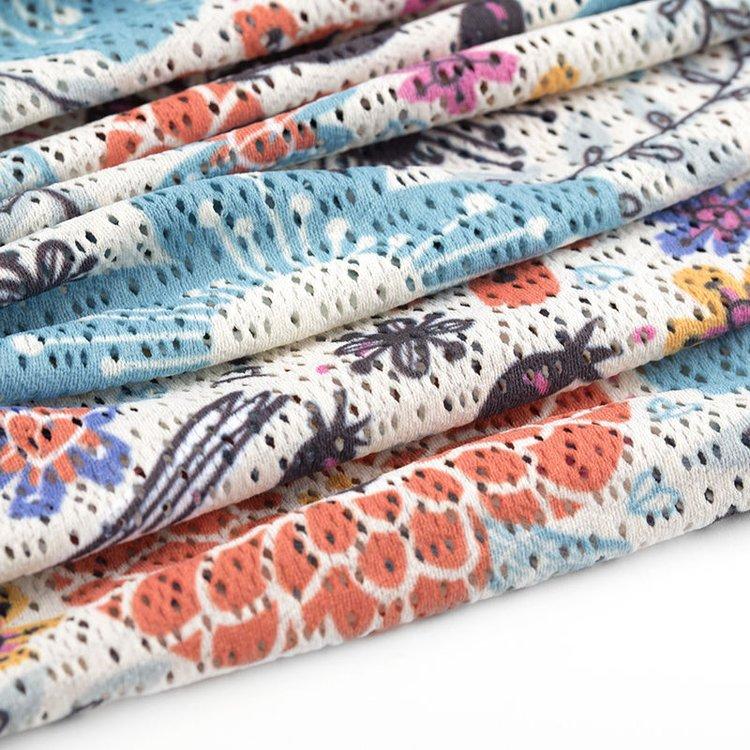 custom knit fabric