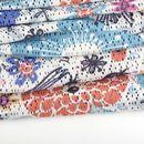 crochet lace fabric printing UK