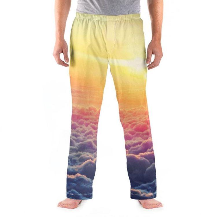 foto pyjama broek mannen