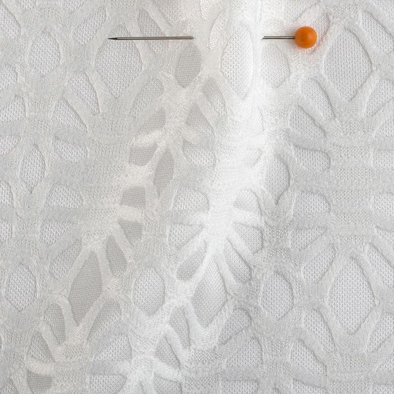 custom made lace satin