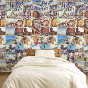 Carta Da Parati Con Foto Collage