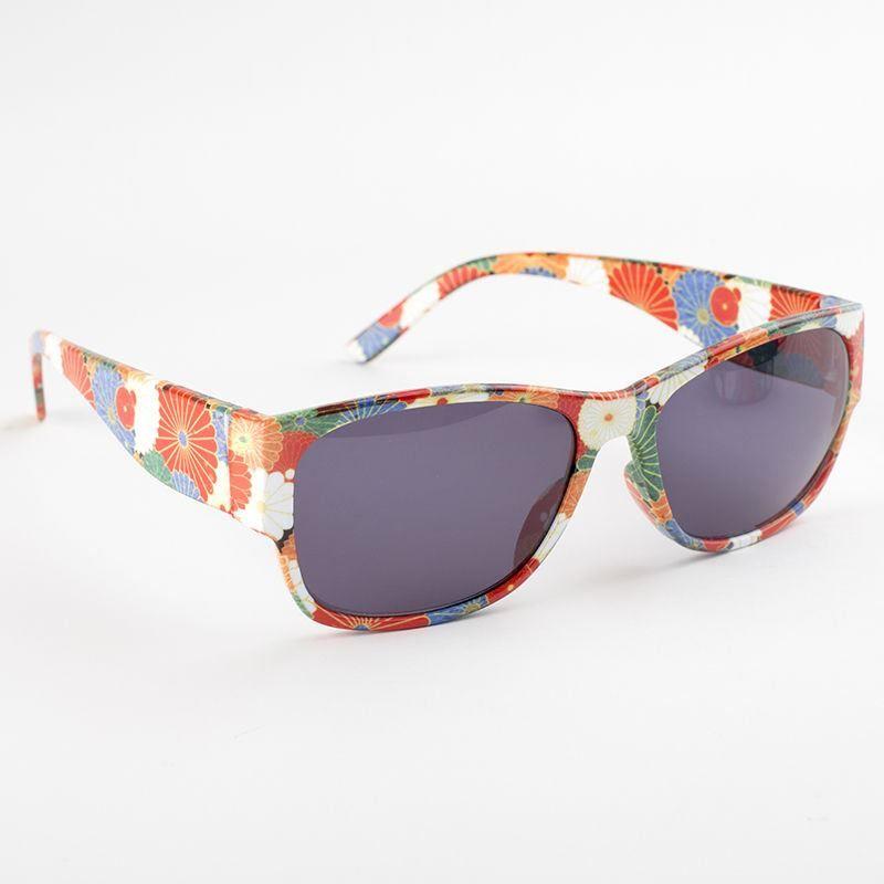 orange personalized sunglasses