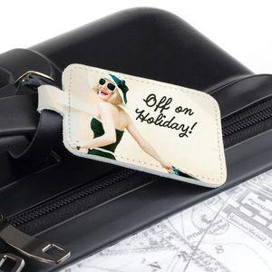 etiquetas para equipaje