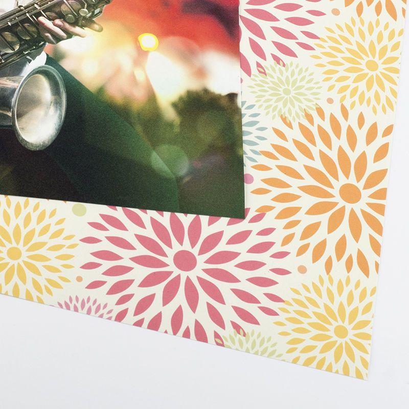 printing sample paper