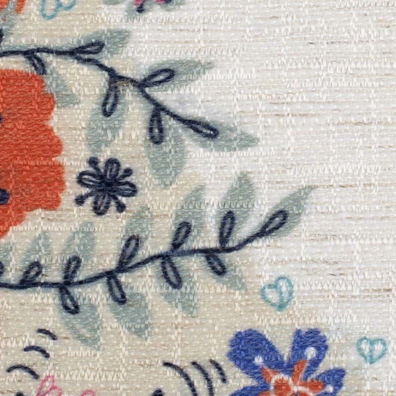 Diseña tela dobby de lino